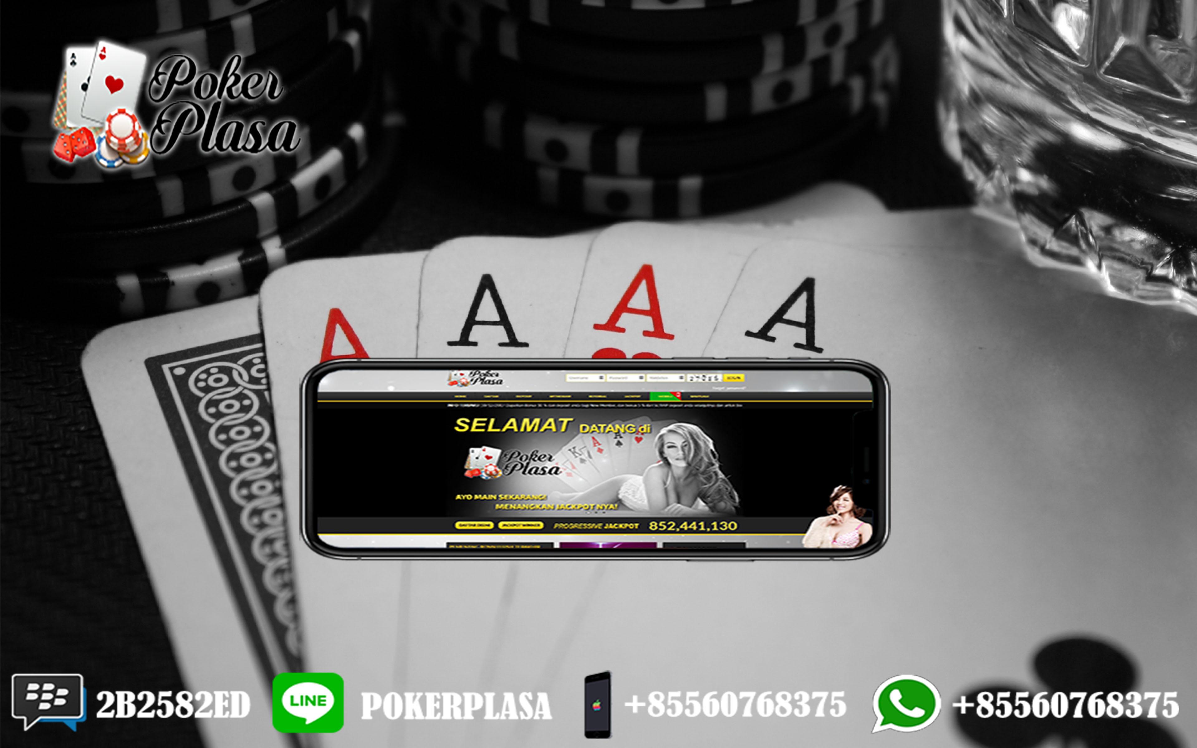Bermain Poker Online Pakai Uang Asli