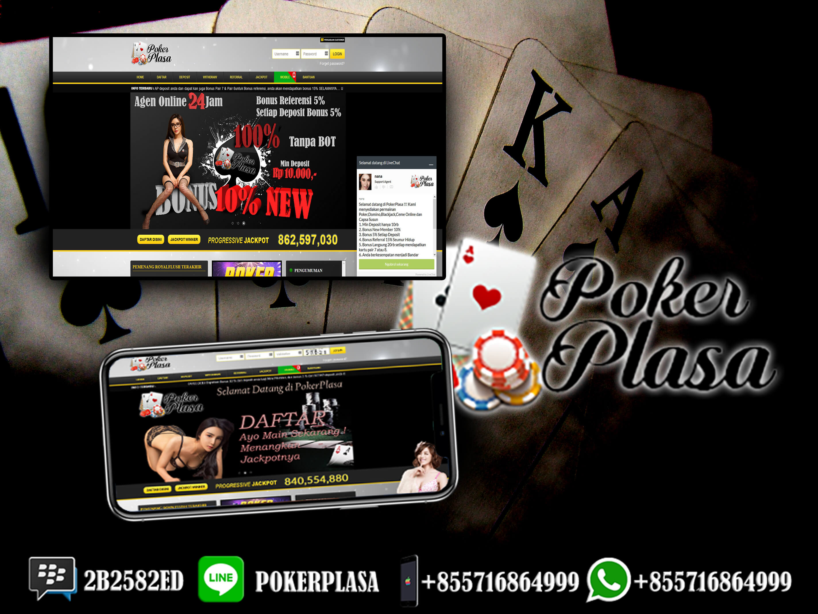 Poker Online Indonesia 2